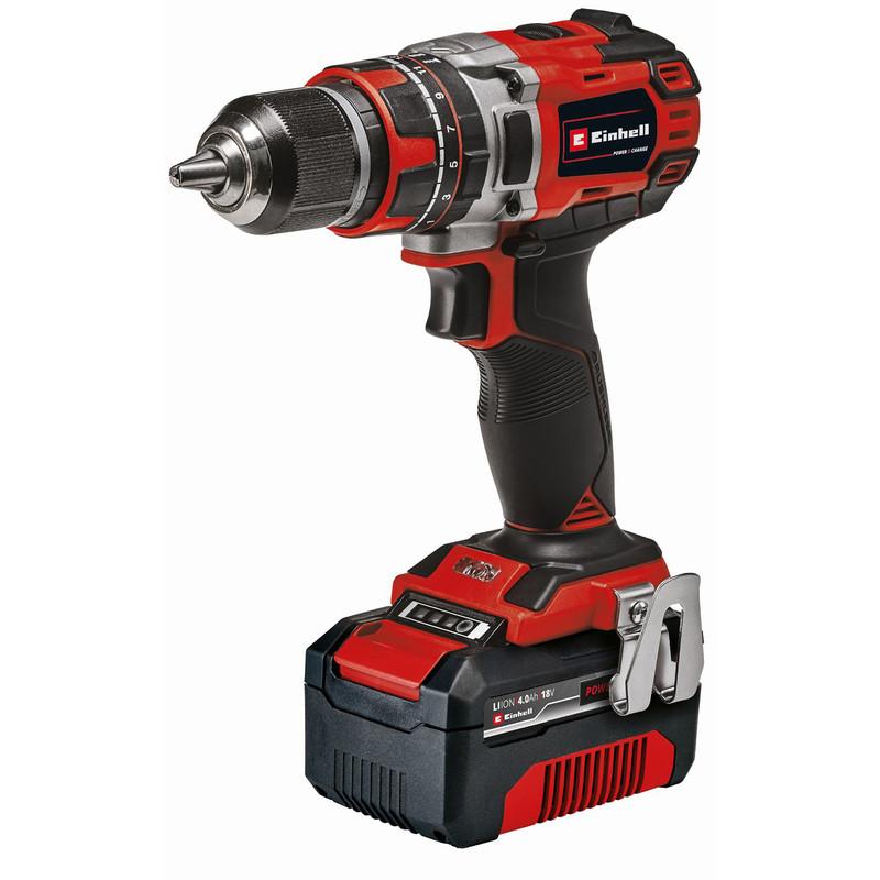 Einhell PXC 18V Brushless Combi Drill