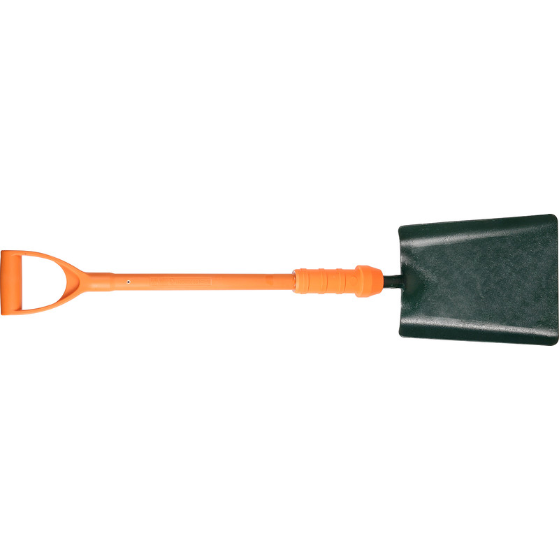 Bulldog Insulated Taper Mouth Shovel