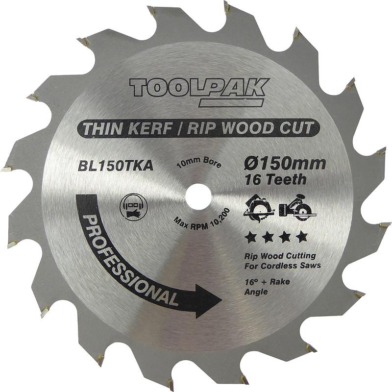 Thin Kerf TCT Blade