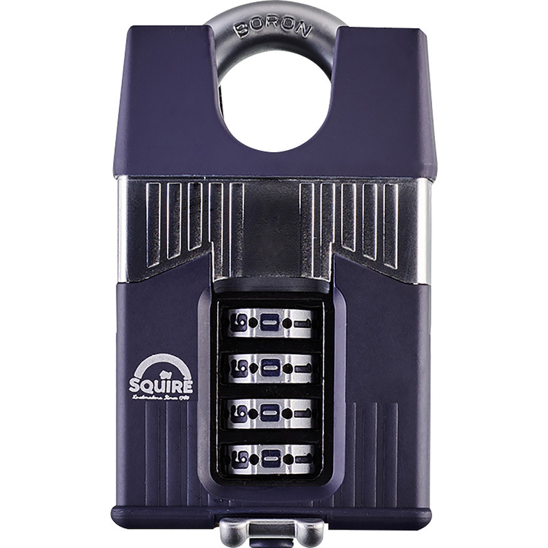 Squire Warrior Combination Padlock