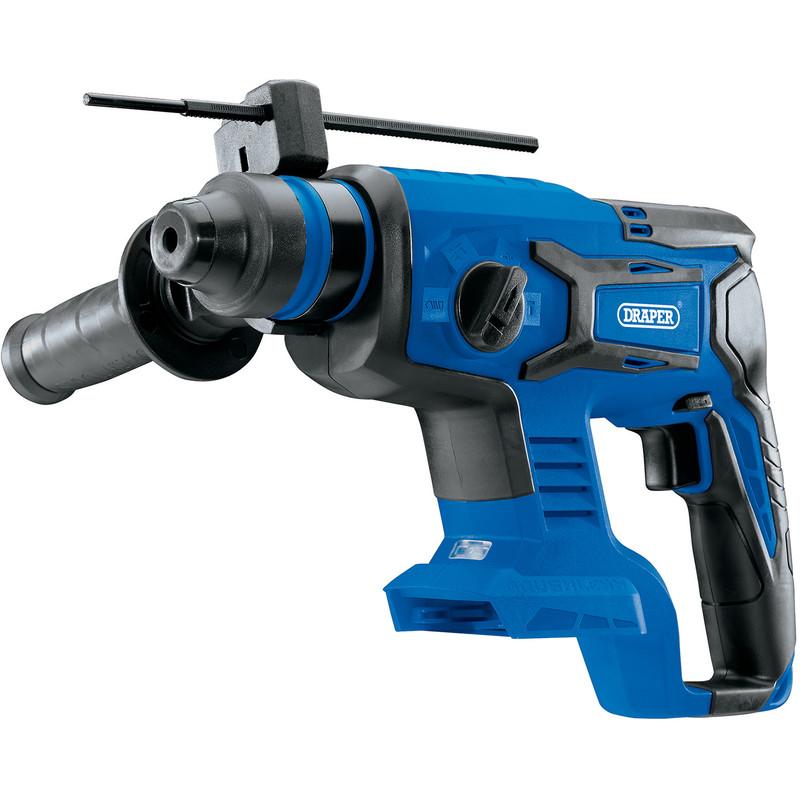 Draper D20 20V Brushless SDS+ Rotary Hammer Drill