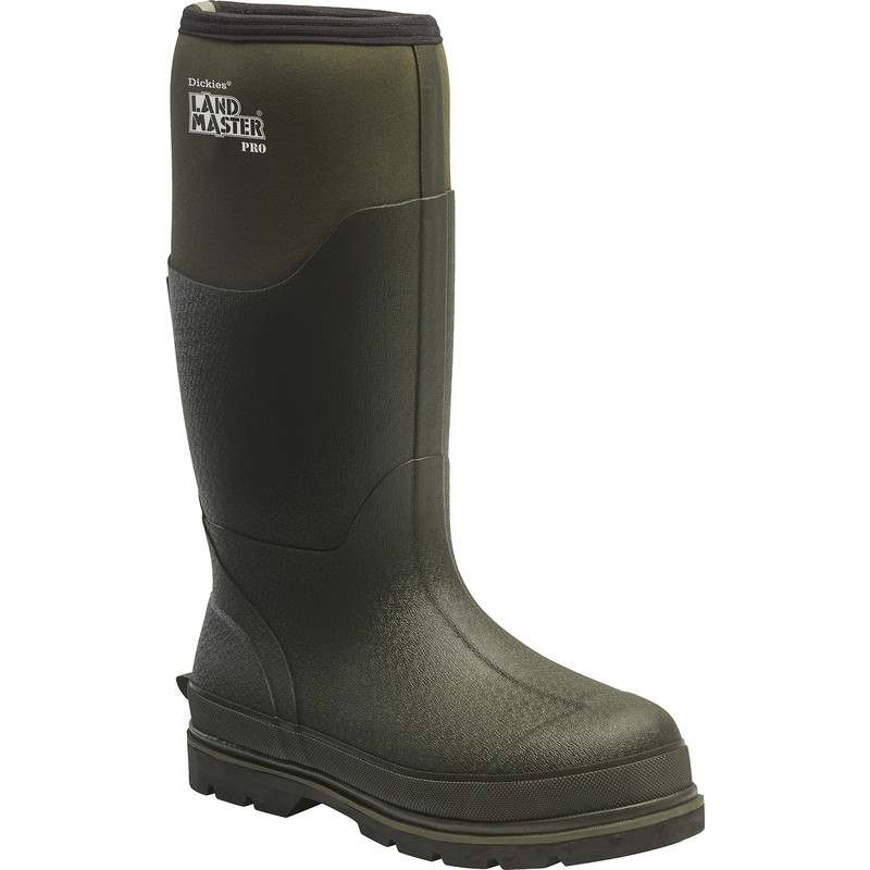 Dickies Landmaster Pro Non-Safety Wellington Boots