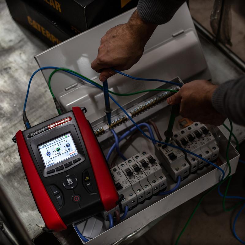 TIS Professional Multifunction Tester