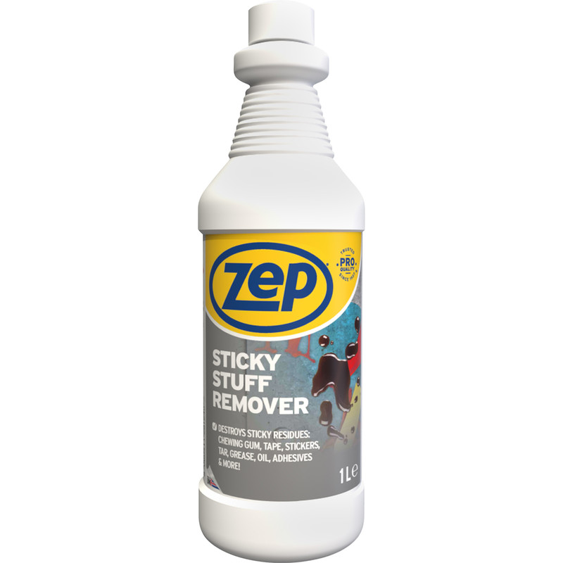 Zep Commercial Sticky Stuff Remover