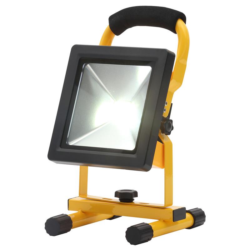 Zinc Rechargeable Work Light IP65