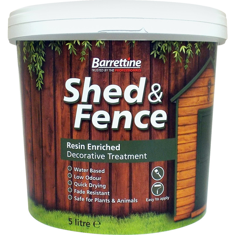 Shed & Fence Treatment 5L