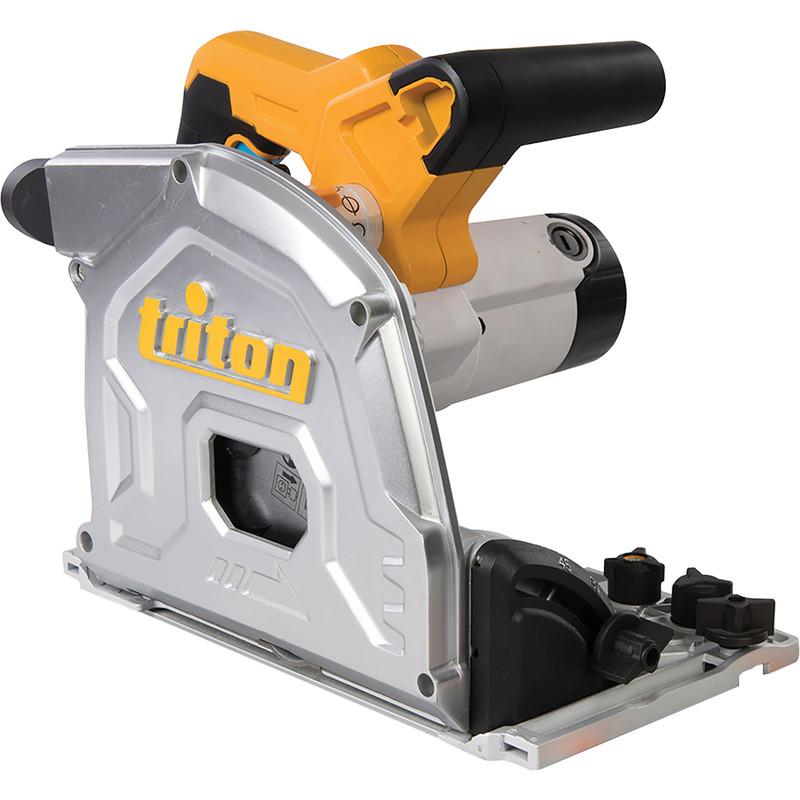 Triton TTS1400 1400W 165mm Plunge Track Saw