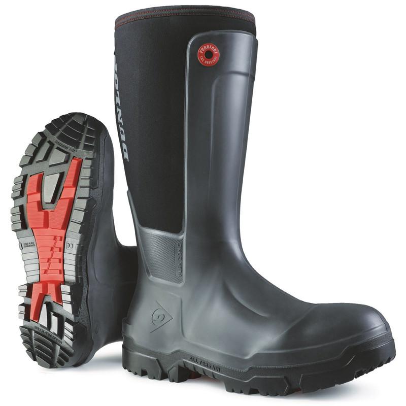 Dunlop Snugboot Workpro Safety Wellington