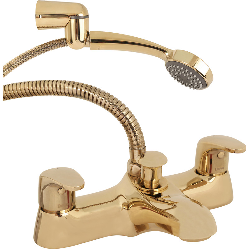 Methven Adore Deck Mounted Bath Shower Mixer Tap