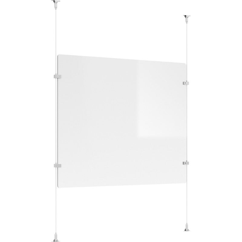Sanique Wire Hanging Protective Screen