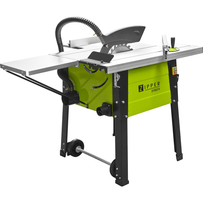 Zipper FKS315 2000W 315mm Panel Sizing Table Saw