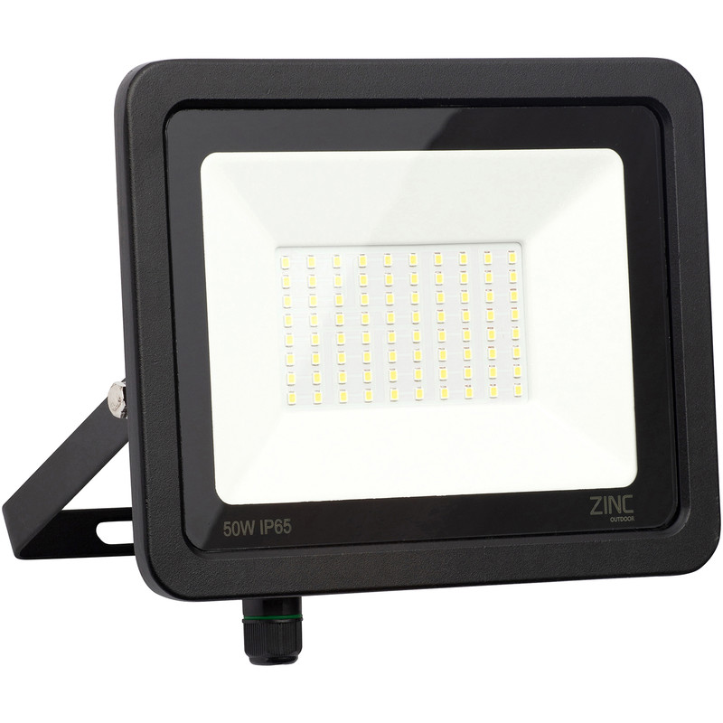Zinc Slimline LED Floodlight IP65
