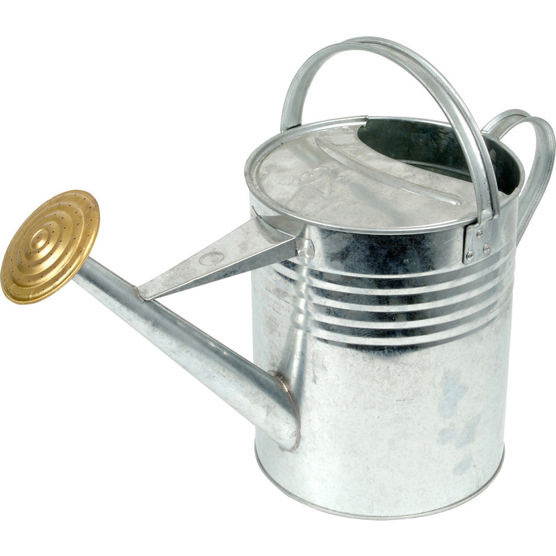 Galvanised Watering Can