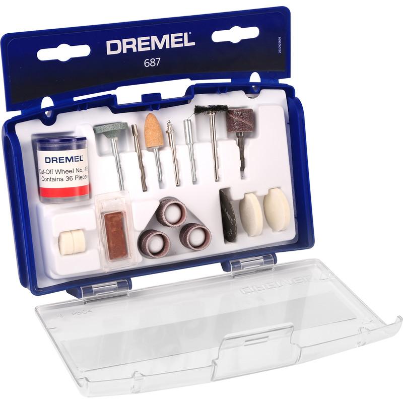 Dremel Multipurpose Accessory Set