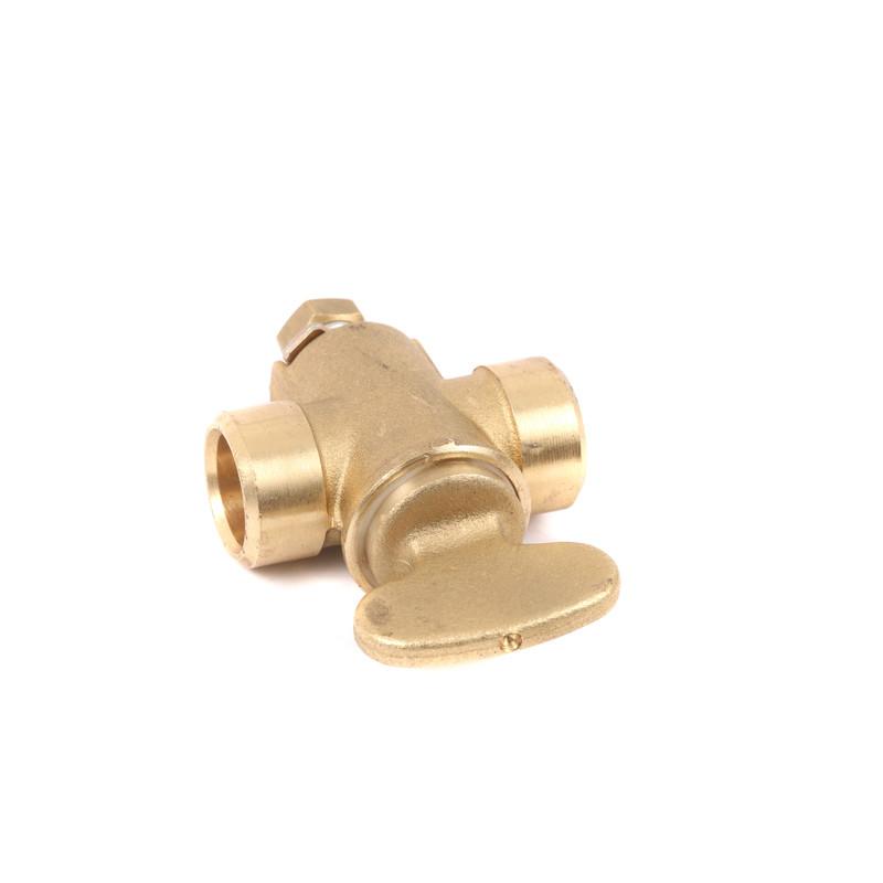 Capillary Fan Key Gas Cock