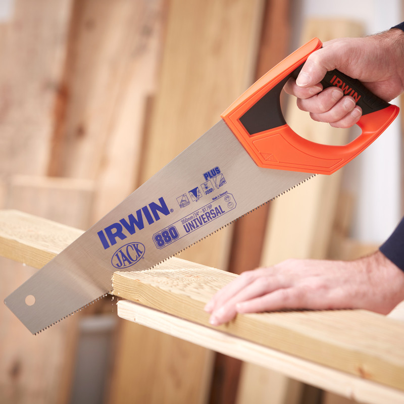 Irwin Jack First Fix 880 Plus Universal Handsaw