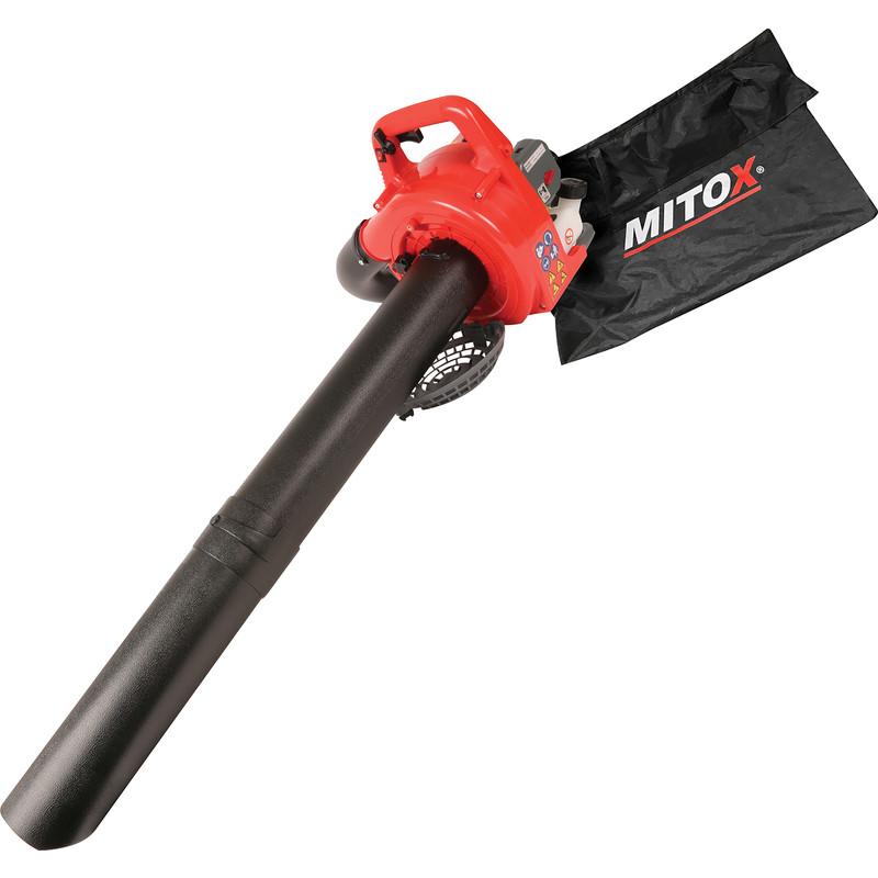 Mitox 28BV-SP 25.4cc Petrol Blower/Vac