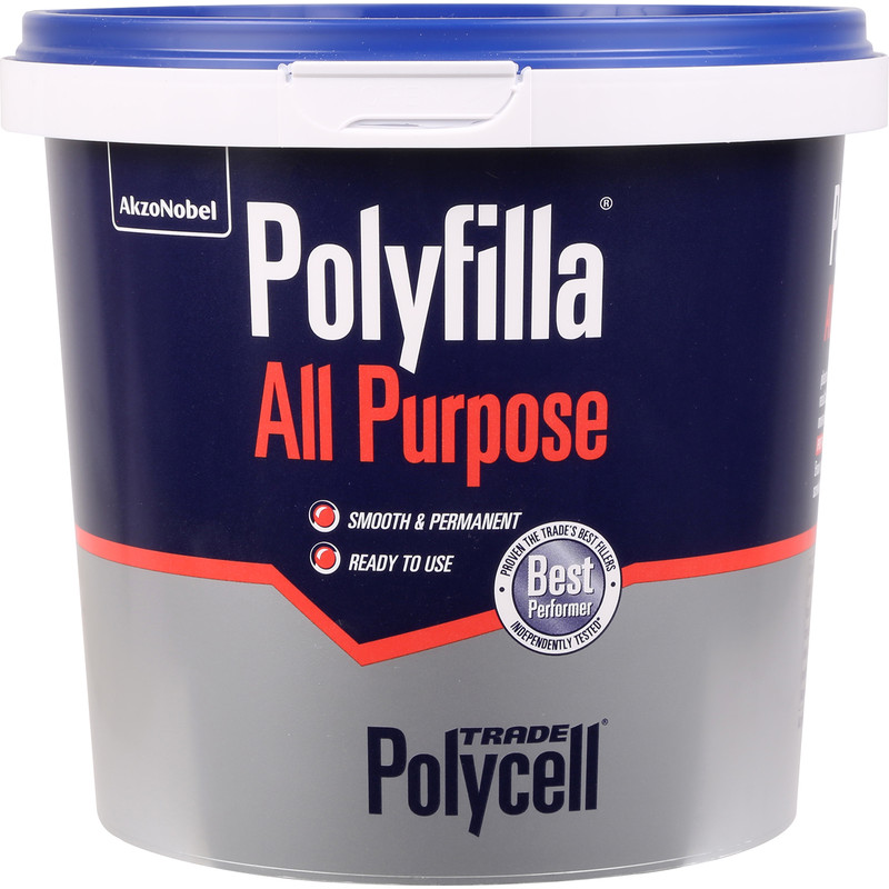 Polycell Trade Polyfilla Ready Mixed All Purpose Filler