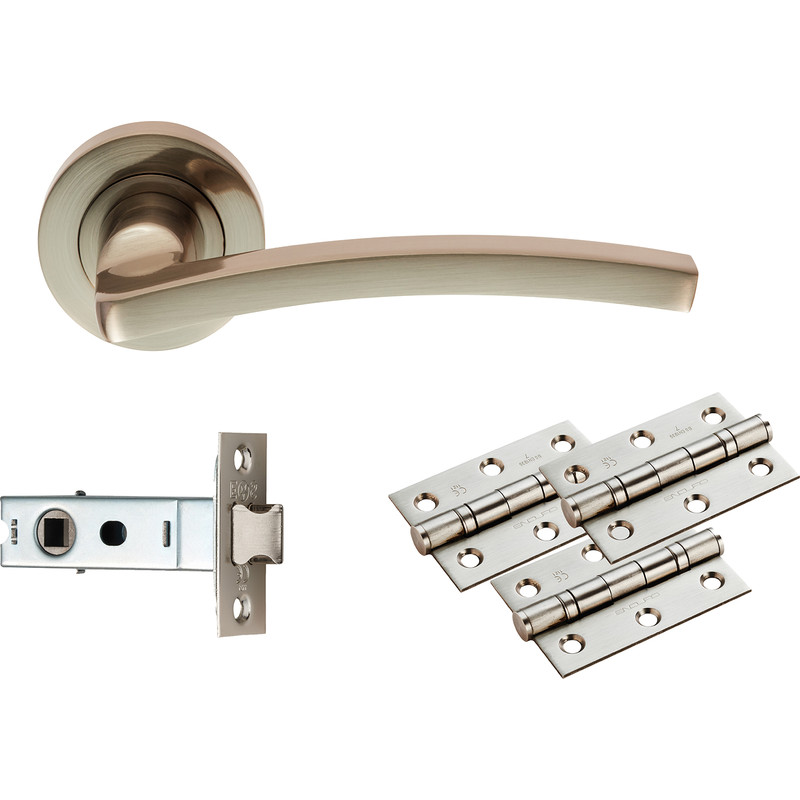 Tavira Latch Pack - Ultimate Door Pack