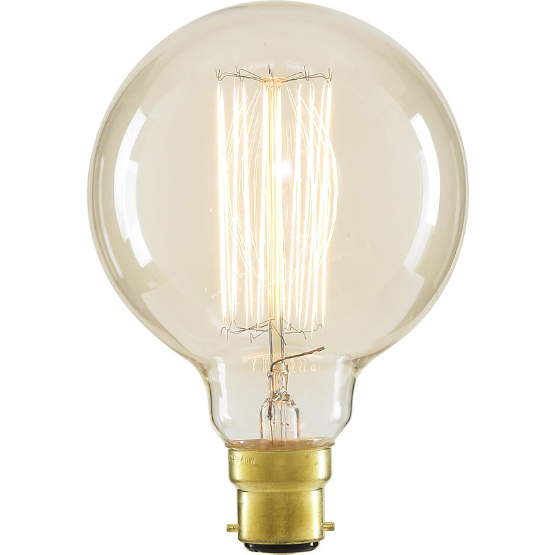 G95 Vintage Incandescent Decorative Dimmable Lamp