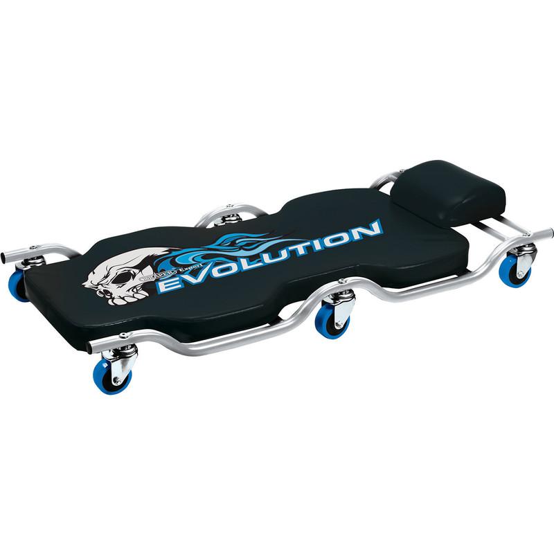 Draper Evolution Luxury Steel Creeper