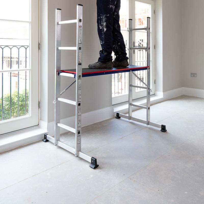 Werner 5 In 1 Combination Ladder