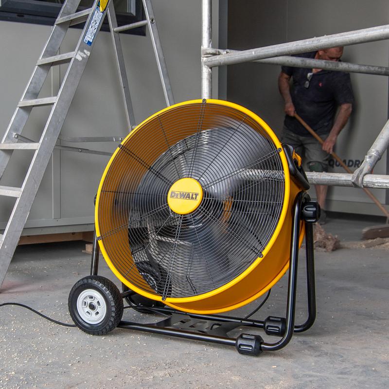 DeWalt Industrial Drum Fan