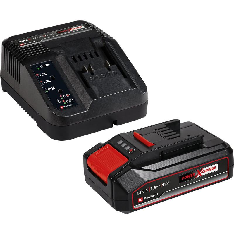 Einhell 18V Power X-Change Battery & Charger Starter Kit