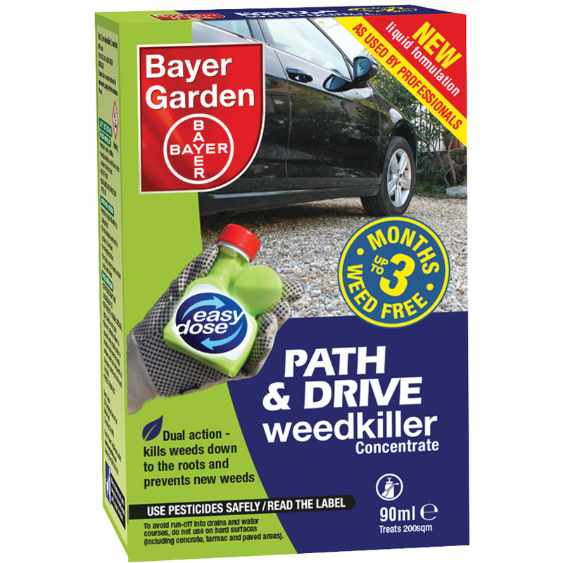 Path & Drive Weedkiller