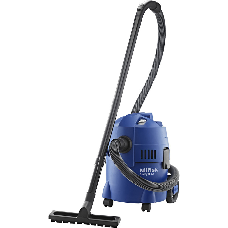 Nilfisk Buddy II 12L Wet & Dry Vacuum Cleaner