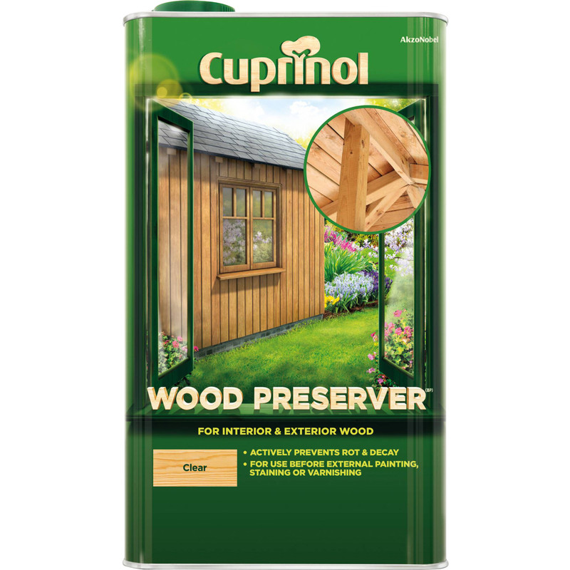 Cuprinol Wood Preserver 5L