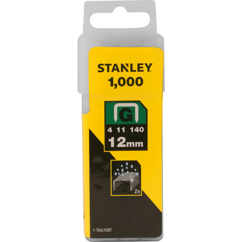 Stanley Heavy Duty Staples