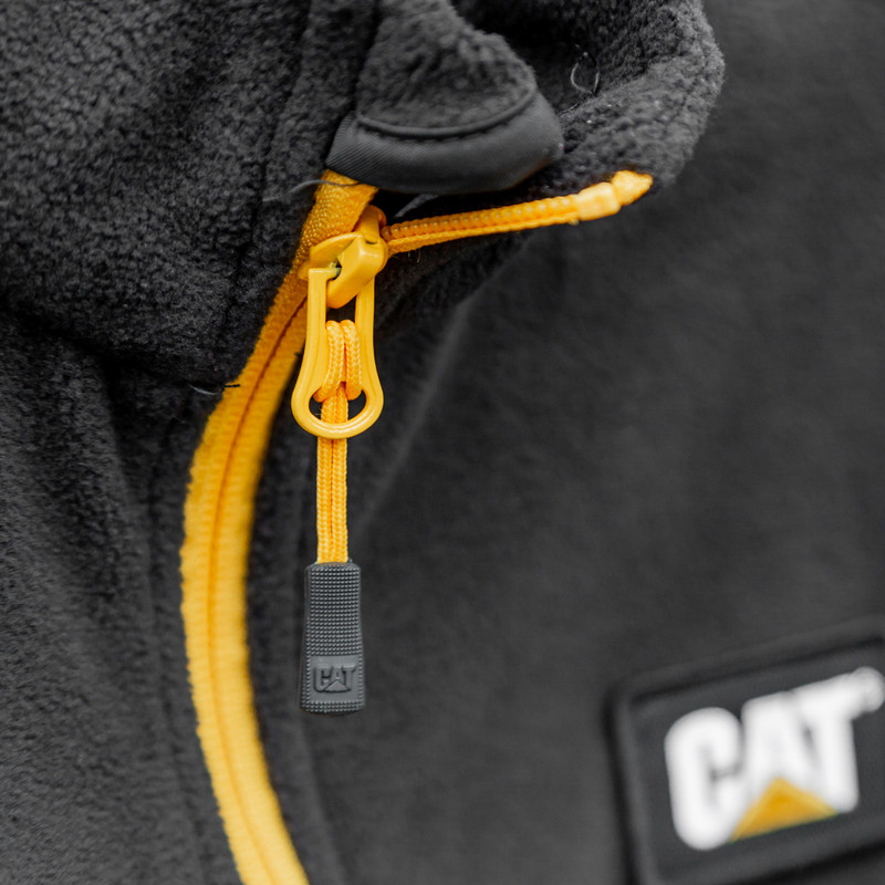 Caterpillar Half Zip Micro Fleece