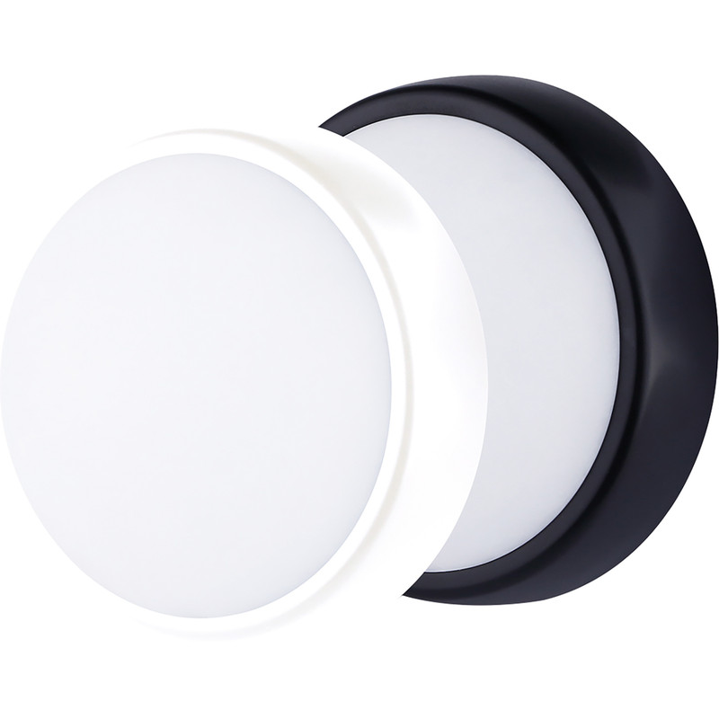 Luceco Eco LED Mini Round Bulkhead IP54