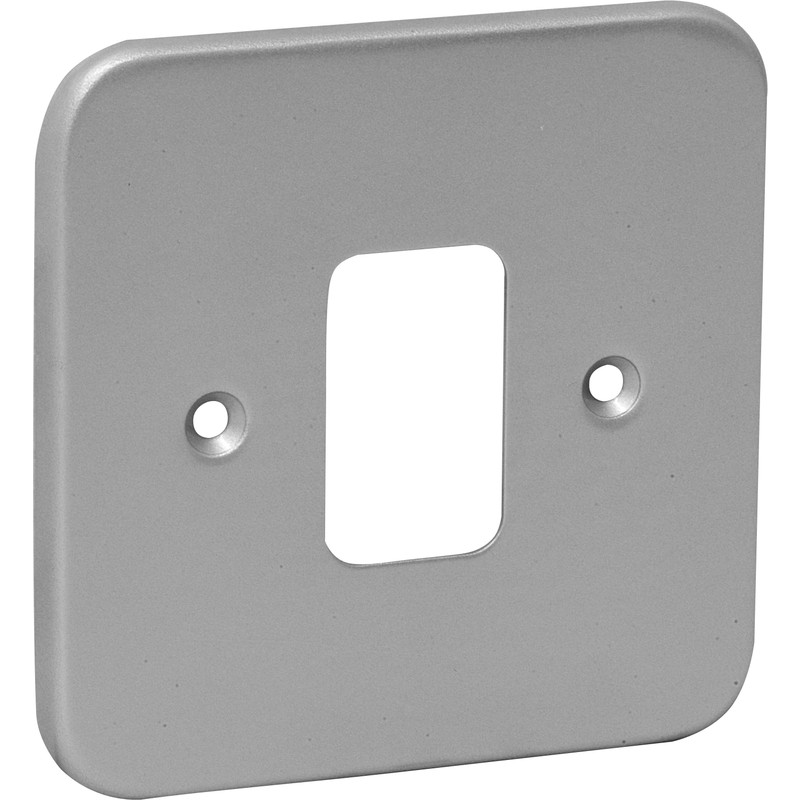 Grid Front Plate Metal