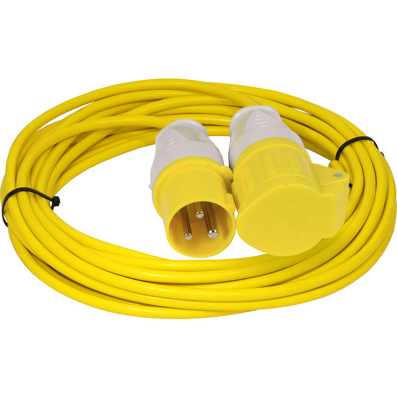 Masterplug 1 Gang 16A Extension Lead