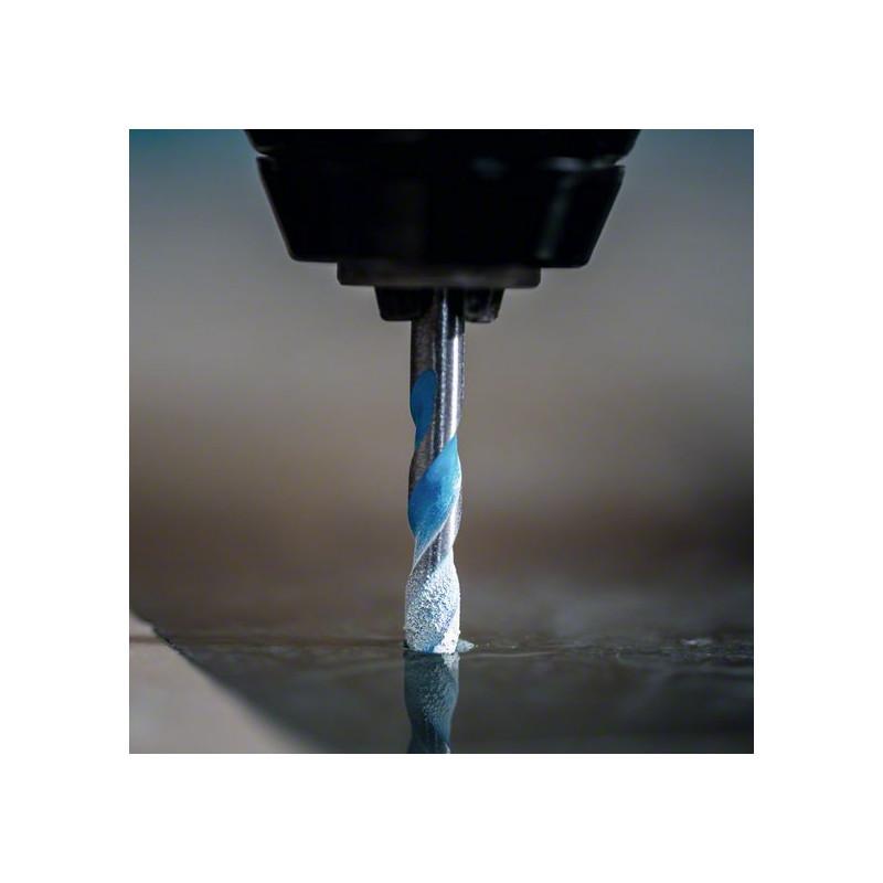 Bosch Multi Construction TCT Drill Bit Set