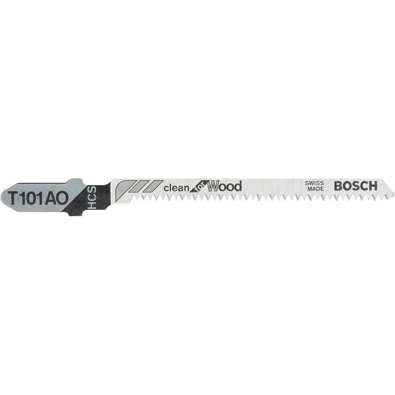 Bosch Bayonet Jigsaw Blade T101AO