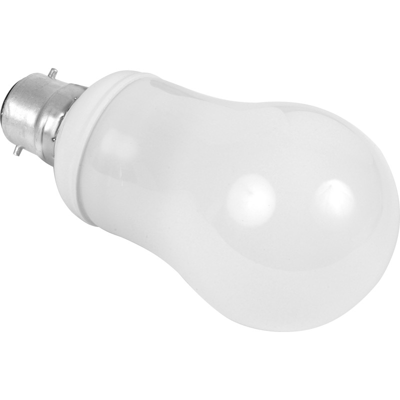 Sylvania Energy Saving CFL GLS Lamp T2