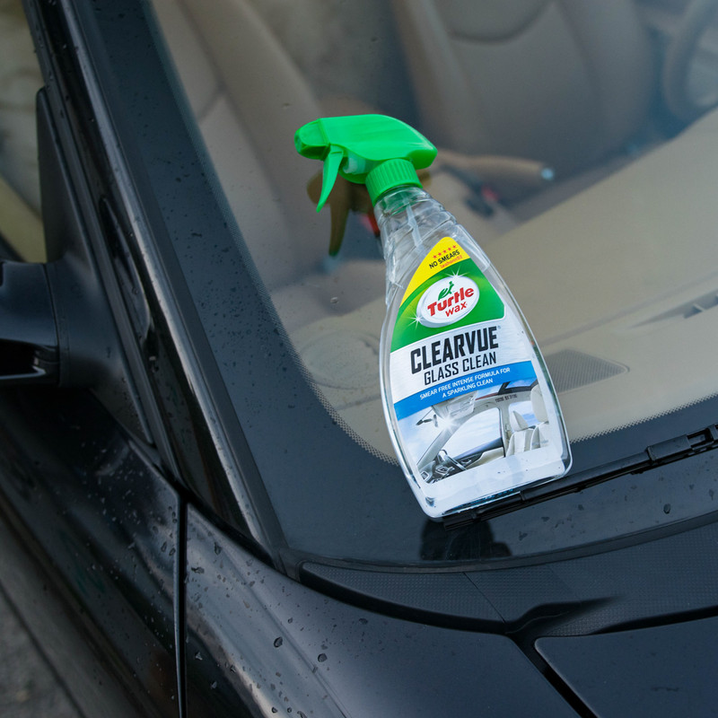 Turtle Wax Clearvue Glass Clean