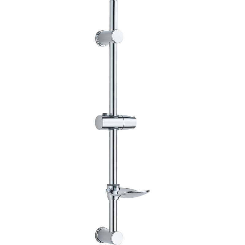 Ebb + Flo Adjustable Shower Riser Rail