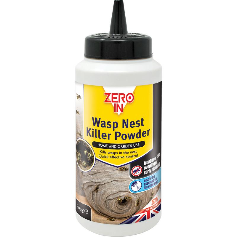 Zero In Wasp Nest Killer Powder