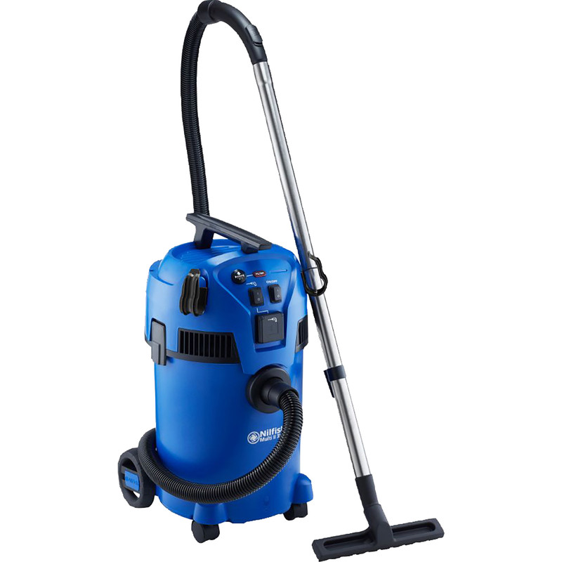 Nilfisk Multi II 30T 30L Wet & Dry Vacuum Cleaner With Power Take Off
