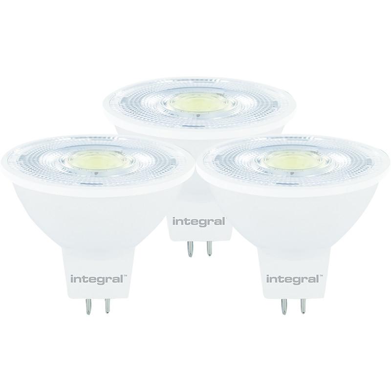 Integral LED 12V MR16 GU5.3 Lamp