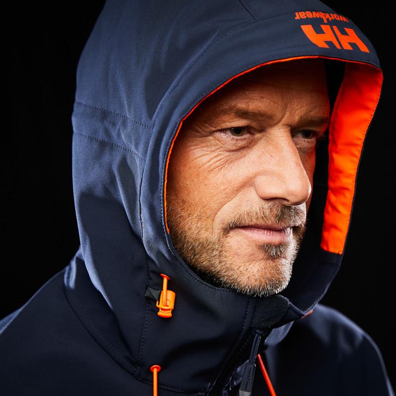 Helly Hansen Chelsea Evolution Softshell Jacket