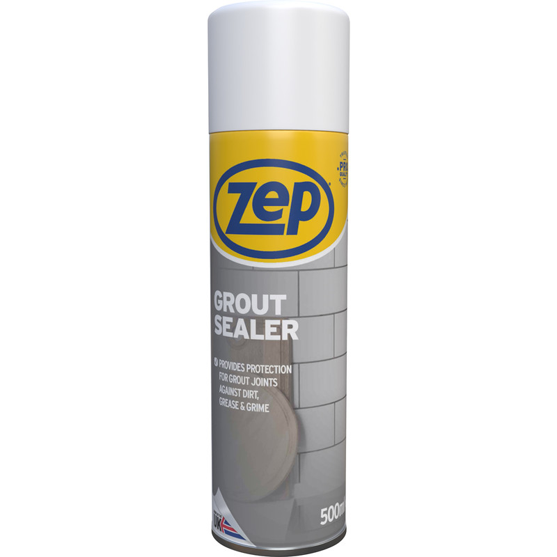 Zep Commercial Grout Sealer Aerosol