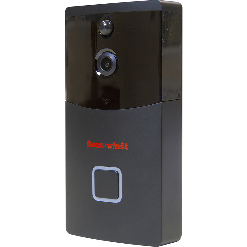 Wireless Video Door Bell with Chime
