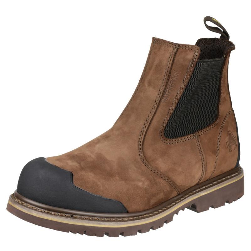 Amblers FS225 Safety Dealer Boots