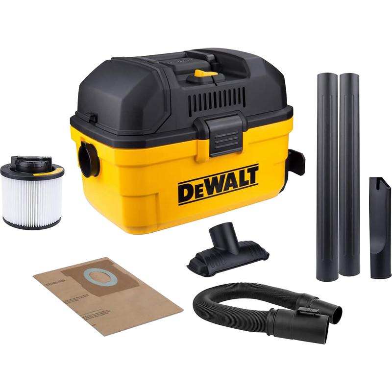 DeWalt DXV15T Toolbox 15L Wet & Dry Vacuum Cleaner