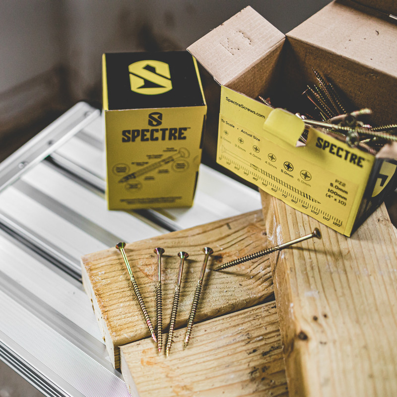 Spectre Advanced Multi-Purpose Screw